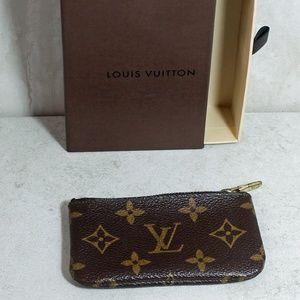 Louis Vuitton Change Purse with Original Box